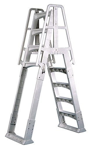 Vinyl Adjustable Swimming Pool Ladder