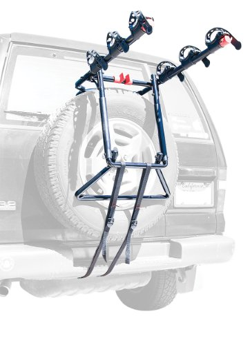 Allen Sports Premier 3-Bike Spare Tire Rack, Model S303