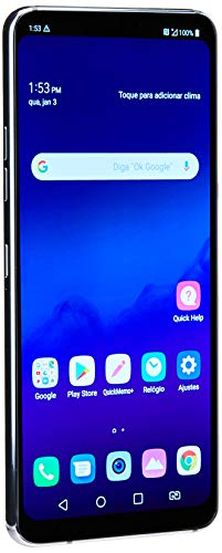 Smartphone, LG G7 ThinQ, 64 GB, 6.1', Platinum
