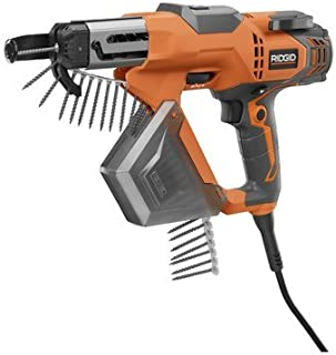 Ridgid R6791 3 In Drywall and Deck Collated Screwdriver (Renewed)