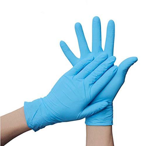 Nitril-Einweghandschuhe, 200 Stück, antistatisch, in Box M