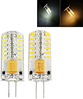 G4 Led Bulbs - Led Halogen Replacement G8 120v 20w Bi Pin Bulb Xenon 120 Volt