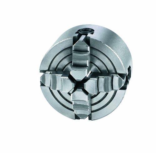 Einhell vierbekkenvoering 80 mm metalen draaibank-accessoires