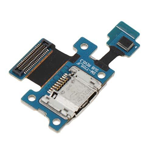 prasku para Tab S 8.4 SM-T705 T705C Puerto de Carga USB Conector Flexible