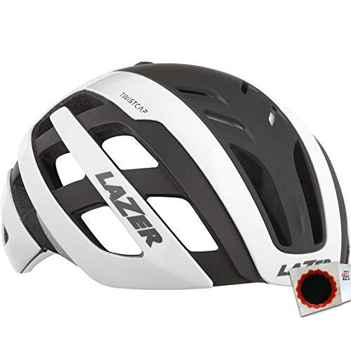 keine Angabe Lazer Helm Century Gr. L 58-61cm Weiss Fahrrad