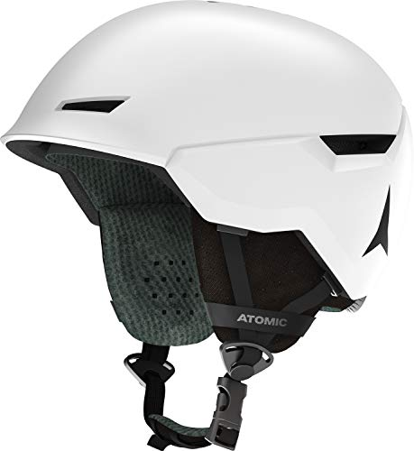Atomic, All Mountain-Skihelm, Unisex, Revent, L (59-63 cm), Weiß, AN5005738L
