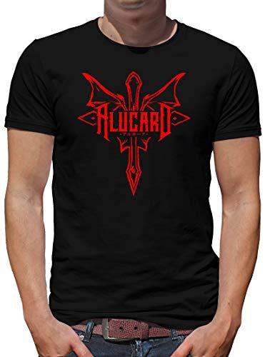 TShirt-People Hellsing Symbol T-Shirt Herren S Schwarz