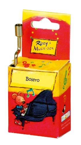 Fridolin 59023 Spieluhr Ravel - Bolero / Rizzy's Music-Box