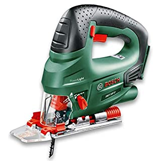 Bosch PST 18 LI Cordless Jigsaw (Without Battery and Charger) (B00473Y9MG) | Amazon price tracker / tracking, Amazon price history charts, Amazon price watches, Amazon price drop alerts