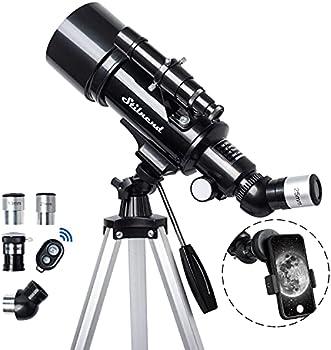 Hexeum 70mm Aperture 500mm Telescope