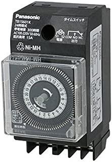 パナソニック タイムスイッチ TB15Kシリーズ TB15601K