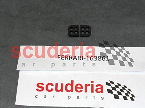 Ferrari 163861 Kabeldurchführung, Zylinderkopf, Originalteil für 355