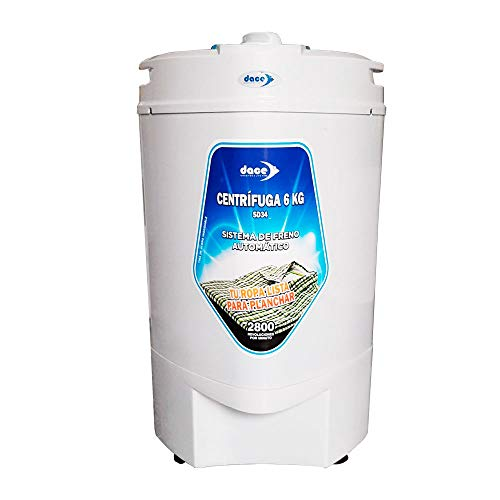Lista de secadora ropa centrifuga - los más vendidos. 4