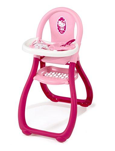 Smoby 24269 - Hello Kitty Puppenhochstuhl