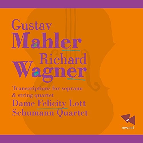 Felicity Lott & Schumann Quartet