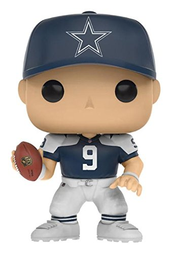 Funko Pop NFL Dallas Cowboys Tony Romo (Toys R Us) Exclusive Figure [Throw Back Jersey]