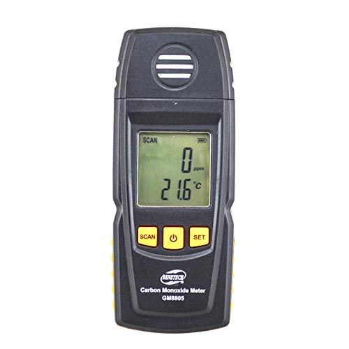 標準インテリジェンスGM8805一酸化炭素検知器、CO測定器、ガス漏れ警報器、有毒ガス検知器