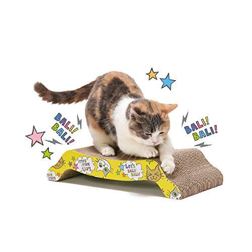 猫壱(necoichi)バリバリベッド®M猫柄