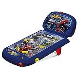 IMC Toys - 550117 - Flipper Digitale di Spiderman  blu