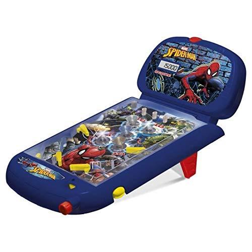 Amazon.es: IMC Toys Mesa de Pinball con luces y sonidos, Spiderman ...
