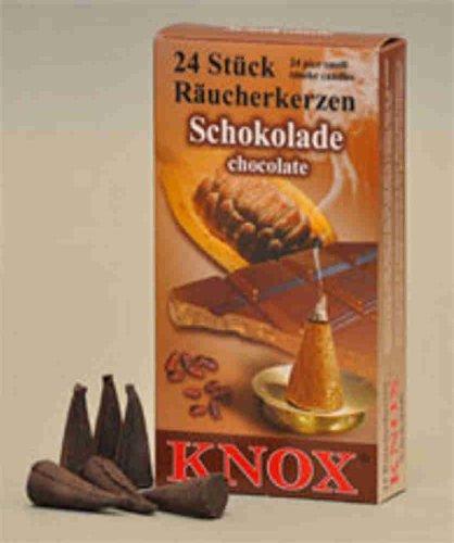 Räucherkerzen Schokolade 24 St. / Pkg.