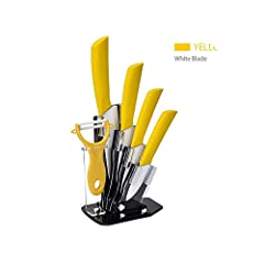 Feature:Stocked,Eco-Friendly,Metal Type:zirconium oxide Brand Name:Timhome,Type:Knife Sets Packaging:Six-piece Set,Blade Material:Zirconia Oxide color:Black Blue Green Fink Orange Yellow Red Mix,Handle Material:ABS+TPR Material:Ceramic,Use for:Cutter