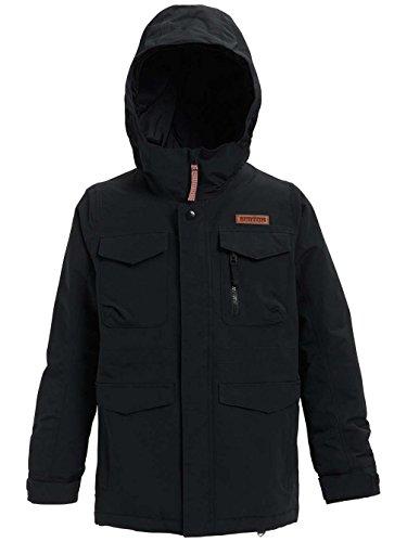 Burton Jungen Covert Snowboard Jacke, True Black, S