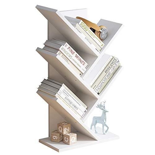 JKGHK Librerías Estantes para Libros de Escritorio, casille