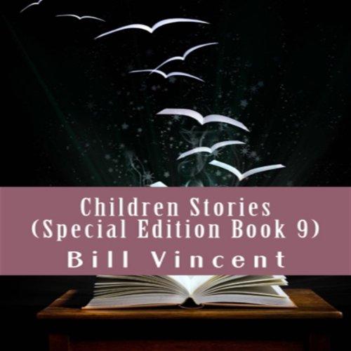 Children Stories audiobook cover art