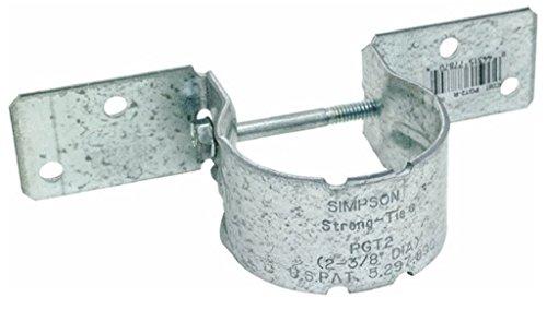 (50 Count) Simpson Strong-Tie PGT2-R Pipe Grip Tie