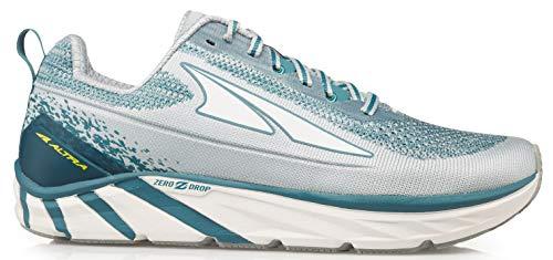 ALTRA Women's Torin 4 Plush Road Running Shoe, Gray - 9 M US