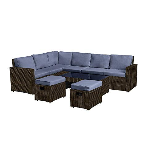 Panana Rattan Garden Furniture S...