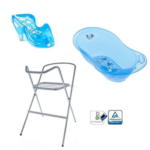 Transat de bain pour le bébé enfant nouveau-né siège Chien et Chat