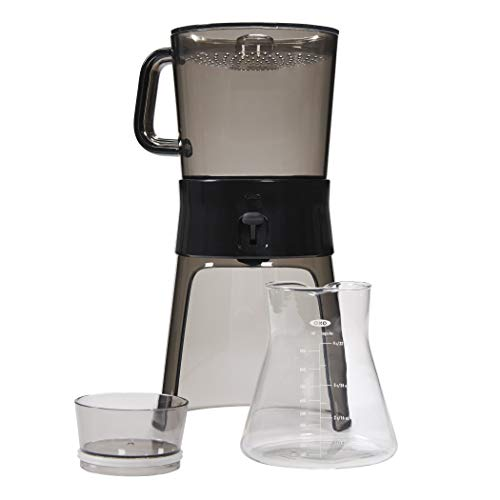 OXO Cold Brew Maker on white background