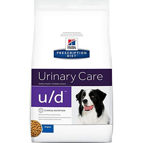Hill's Prescription Diet u/d Urinary Care Dry Dog Food, Veterinary Diet, 8.5 lb bag