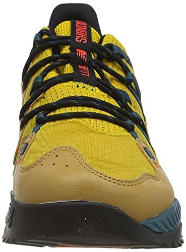 New Balance MTSHAV1, Zapatillas para Carreras de montaña Hombre, Harvest Gold, 46.5 EU