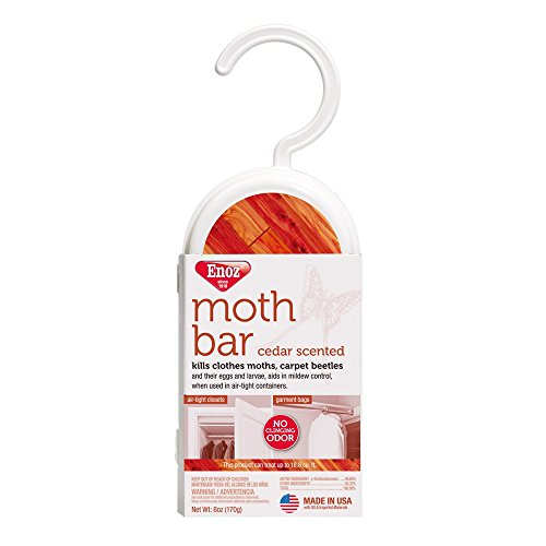 Enoz Moth Bar - Ceder Scented (3)