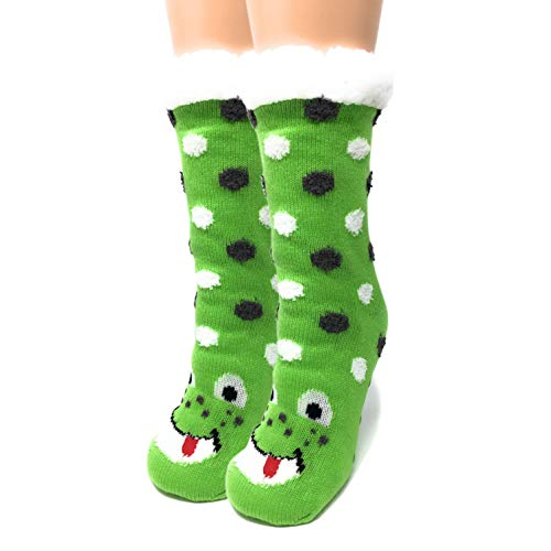 super cute frog slipper socks