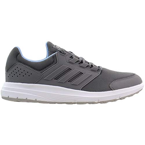 adidas Womens Galaxy 4 Casual Shoes, Grey, 9.5