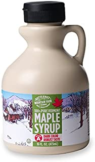 Butternut Mountain Farm Pure Maple Syrup, Grade A,