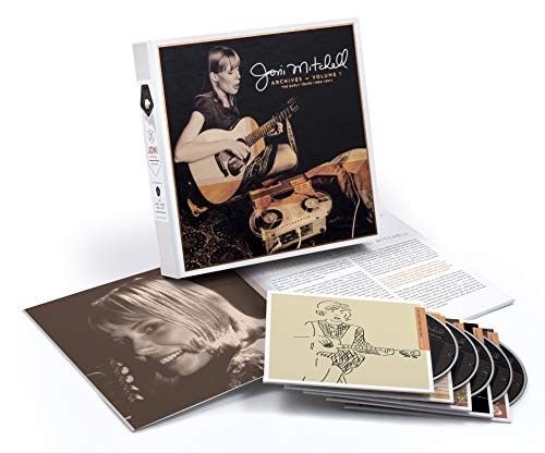 Joni Mitchell Archives – Vol 1: The Early Years (1963-1967)