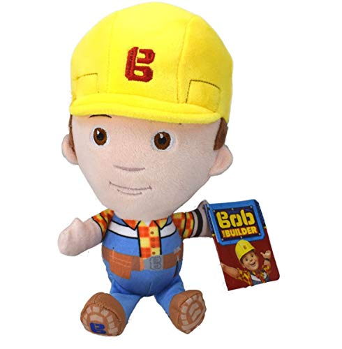 Marabella Bob der Baumeister Plüsch Plüschfigur Kuscheltier Puppe Teddy 28cm