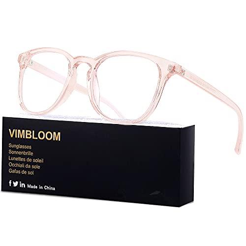 Vimbloom gafas ordenador gaming pc uv luz filtro proteccion azul mujer hombre para antifatiga VI387