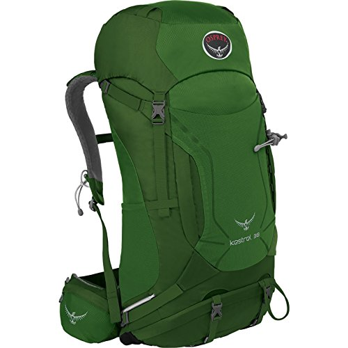 Osprey - Kestrel 38, Color Jungle Green, Talla 36 Liters-S/M
