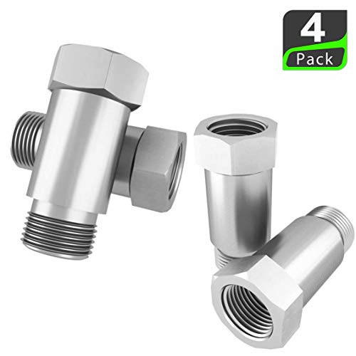 O2 Sensor Protective Shell Plug Adapter M18 x 1.5,4 PCS