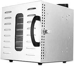 Système de séchage des aliments secs en acier inoxydable de 30~90 ° C réglage de la température, Max 24H machine à sécher ...