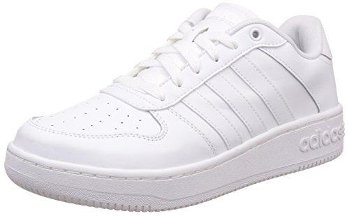Adidas Team Court, Zapatillas Hombre, Blanco (Ftwbla/Ftwbla/Plamat), 43 1/3