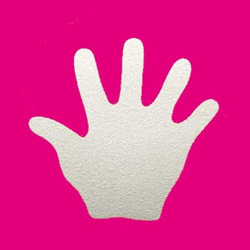 efco 1,6cm Small Hand Print, Pink