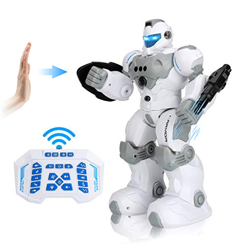 Allnice Robot for Kids, Intelligent Programmable Robot Toy Remote Control Robot Dancing Talking...