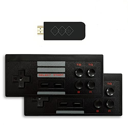 SleepyCat Wireless Retro Video Game Console with 1050+ Classic Video Games, Old Arcade 4K HD Plug and Play Video Handheld Game Console